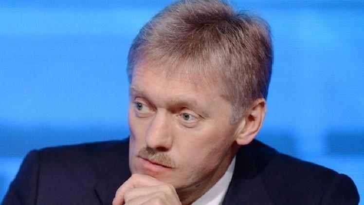 الكرملين: رغم العقوبات سنواصل جهودنا لتسوية الأزمة الأوكرانية