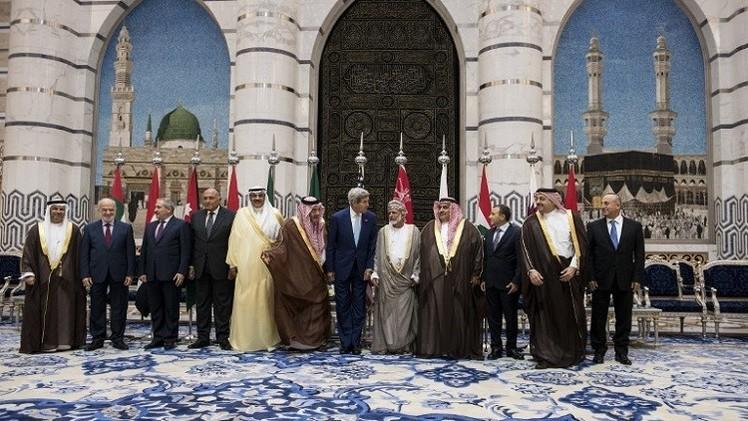 عشر دول عربية تلتزم العمل مع واشنطن في محاربة
