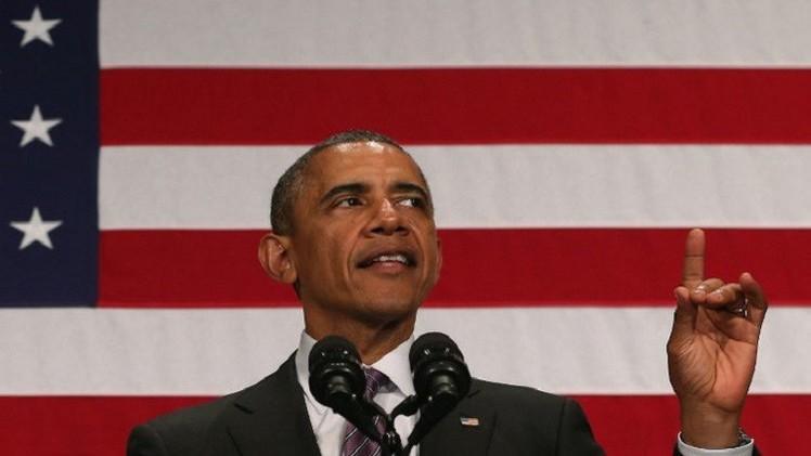 أوباما ينضم إلى الأوروبيين بفرض عقوبات جديدة ضد روسيا