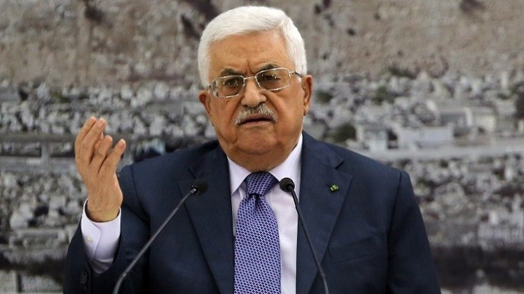 عباس: مصرون على المضي قدما لإنهاء الاحتلال الإسرائيلي