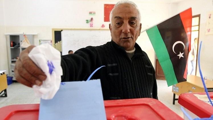 ليبيا تطمح لاستفتاء على دستورها الجديد