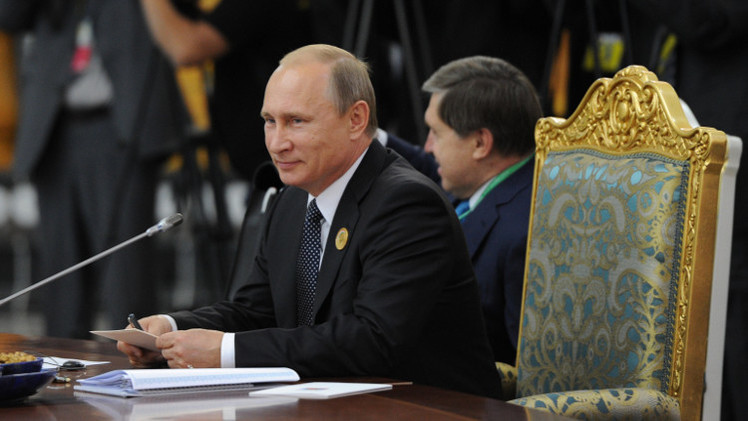 بوتين: سنسعى خلال رئاستنا لـ