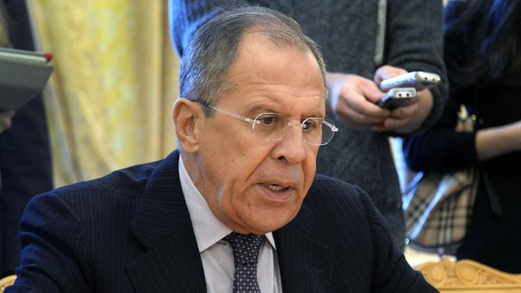 لافروف: عقوبات الاتحاد الأوروبي تهدد بتقويض عملية تسوية الأزمة الأوكرانية