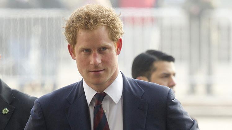 بالصور.. موكب الأمير هاري يتعرض لحادث سير وسط لندن