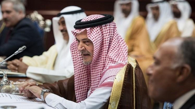 الفيصل يؤكد عزم السعودية فتح سفارة في بغداد
