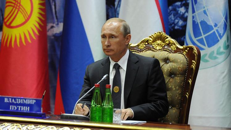روسيا تدعو إلى تفعيل التعاون التجاري الاقتصادي في إطار منظمة شنغهاي