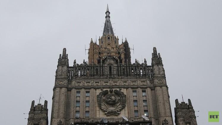 موسكو: لن نتصرف لإرضاء المطامع الجيوسياسية الأمريكية
