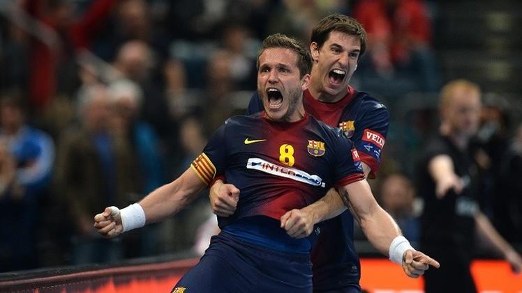 برشلونة يحتفظ بلقب مونديال كرة اليد على حساب السد القطري