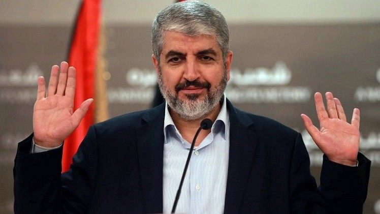 مشعل.. لا وجود لحكومة ظل في غزة ولا تفاوض مباشرا مع إسرائيل
