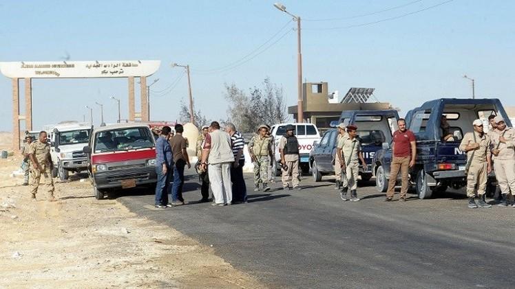 مصر.. مقتل مجندين اثنين في هجوم على حاجز عسكري خارج القاهرة