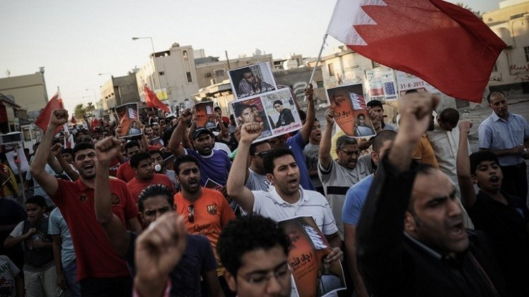 مظاهرات في البحرين طلبا لحل سياسي شامل للأزمة