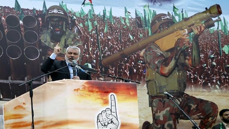 هنية يرفض فكرة إعادة إعمار غزة مقابل نزع السلاح