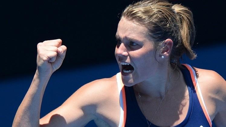 لاعبة التنس الإيطالية كناب تحرز باكورة ألقابها في طشقند