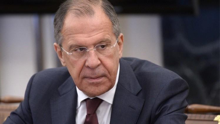 لافروف يتهم واشنطن بتصعيد الأزمة في أوكرانيا
