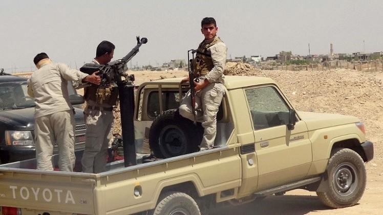 القوات العراقية تعلن تطهير آخر معاقل