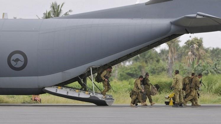 أستراليا ترسل قوات إلى الإمارات للمشاركة في الحرب على