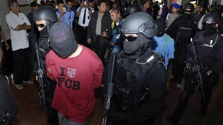 إندونيسيا.. اعتقال أتراك يشتبه في صلتهم بتنظيم