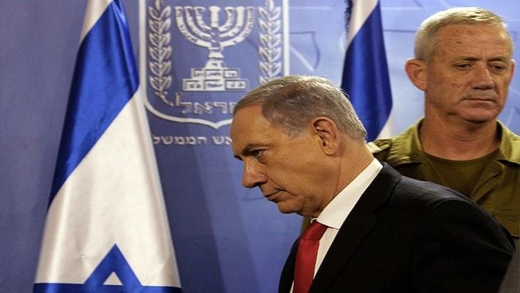 غزة تجر نتنياهو نحو انتخابات مبكرة..