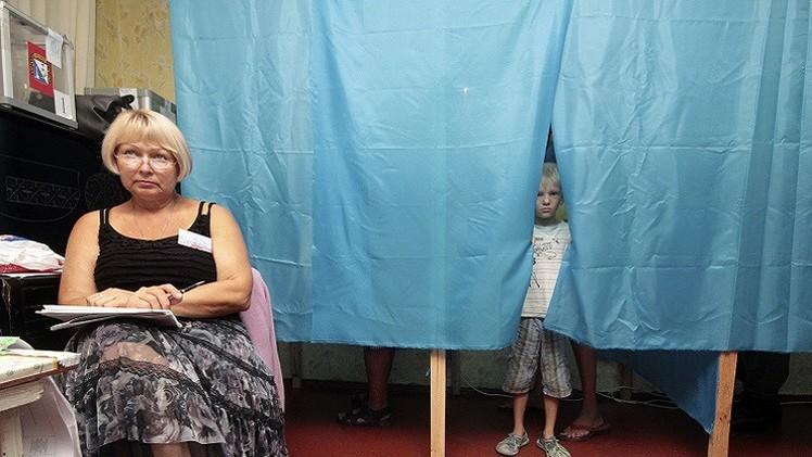 انتخابات محلية هي الأكبر في تاريخ روسيا المعاصرة