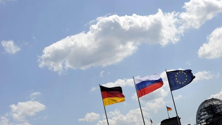 جماعة ضغط ألمانية تصف العقوبات على روسيا بالخاطئة