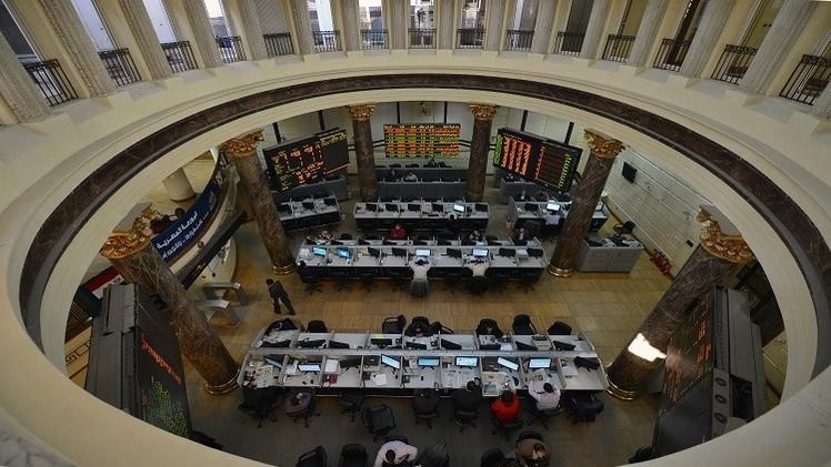 مؤشرات البورصة المصرية تتباين في تعاملات الأحد