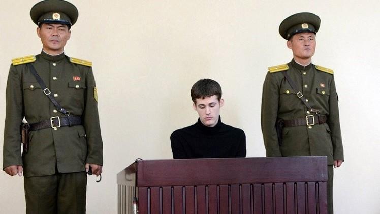 الحكم على أمريكي بالأشغال الشاقة لست سنوات في كوريا الشمالية