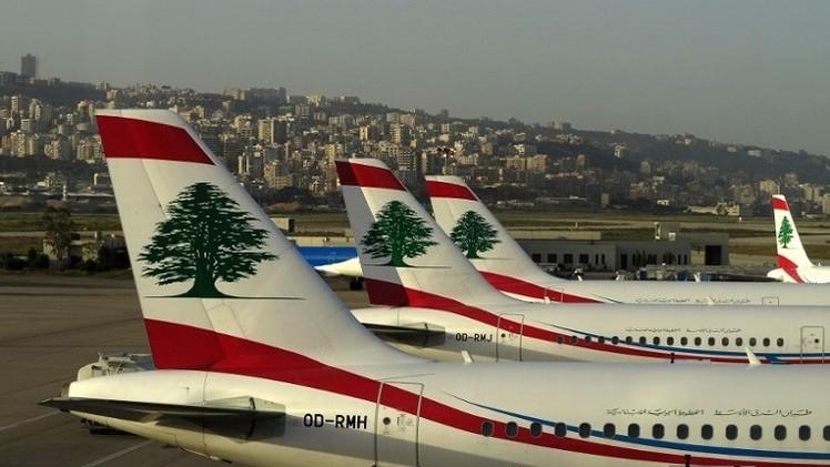 هبوط طائرة ركاب لبنانية اضطراريا بعد إنذار خاطىء بوجود قنبلة
