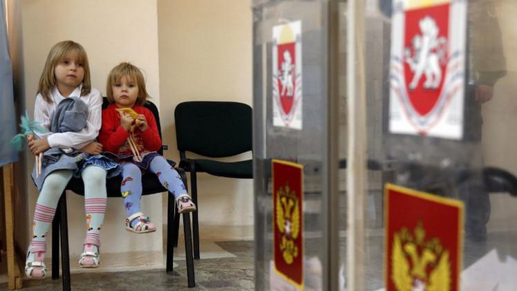 موسكو تؤكد أهمية انتخابات القرم وكييف تعتبرها غير شرعية
