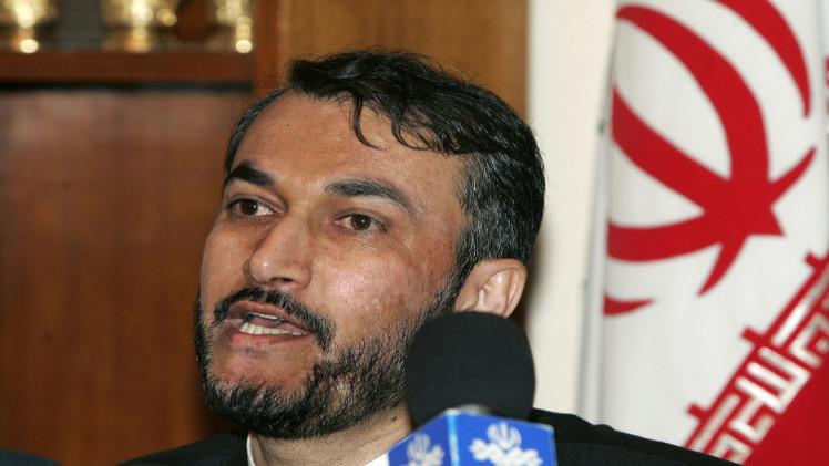 طهران: لن ننتظر الائتلاف الدولي وسندعم سورية والعراق في محاربة الإرهاب