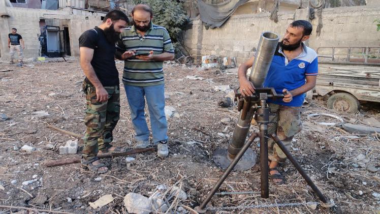 اشتباكات في حيي الميدان والزاهرة بدمشق