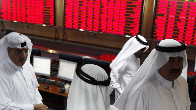 مؤشرا قطر ودبي يرتفعان في التداولات والسعودي ينخفض