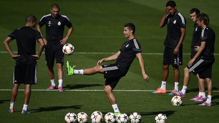 ريال مدريد الجريح يتربص بضيفه بازل في بداية حملة الدفاع عن لقب دوري الأبطال