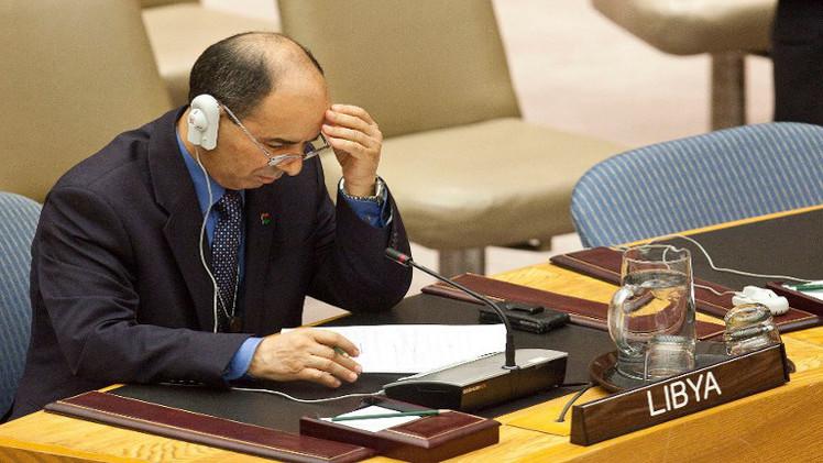 المندوب الليبي في الأمم المتحدة:  لا يجب المساواة بين السلطة الشرعية والفصائل المسلحة