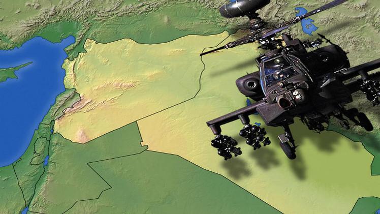 واشنطن تهدد بقصف دفاعات سورية الجوية إذا ردت على طائراتها