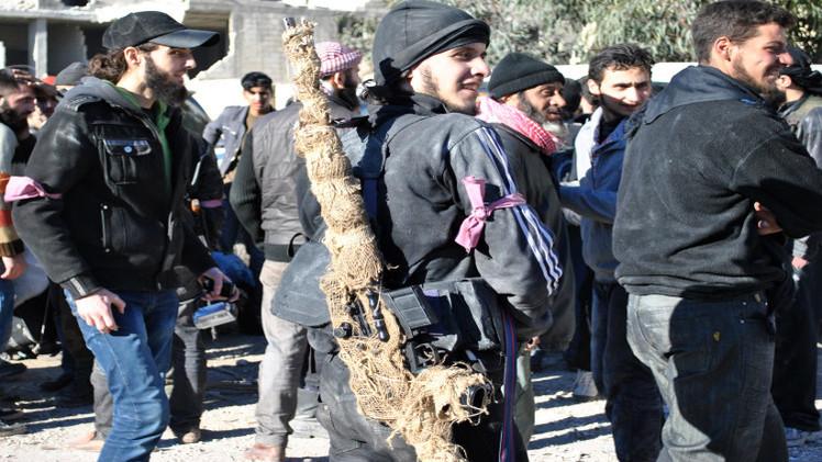 كيف سيدرب البنتاغون مسلحي المعارضة السورية
