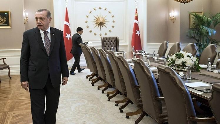 تركيا تدرس إقامة منطقة عازلة على حدودها الجنوبية
