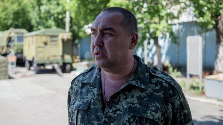 لوغانسك: اقتراحات بوروشينكو حول الوضع الخاص لدونباس مناسبة بالعموم