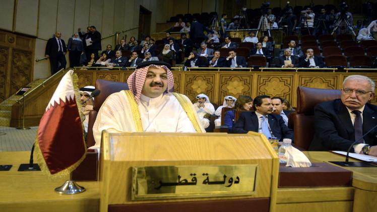 الدوحة تنفي التدخل في الشؤون الليبية