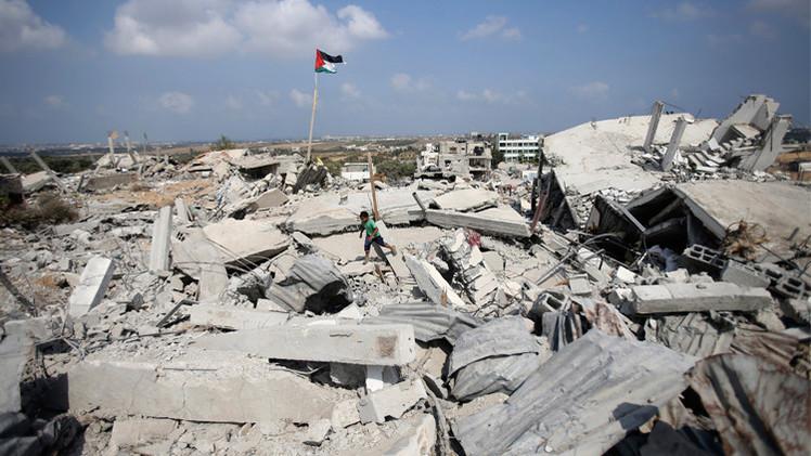 ركام حرب غزة يحتاج 30 مليون دولار لإزالته