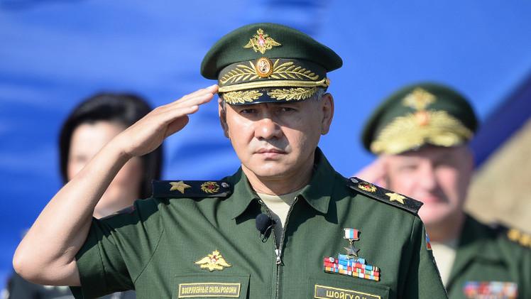 شويغو: نشر قوات كافية في منطقة القرم ضرورة ملحة