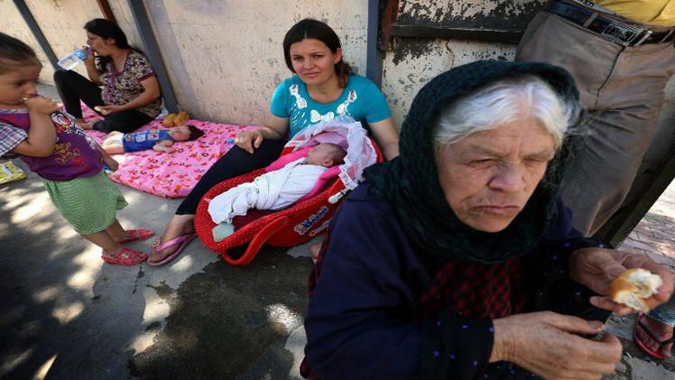 تنظيم الدولة الإسلامية يفرج عن 12 مسيحيا في الموصل