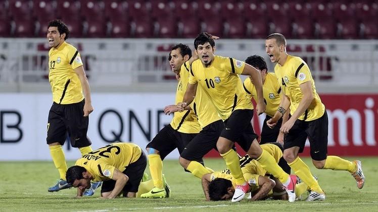 أربيل يتعثر أمام كيتشي في كأس الاتحاد الآسيوي