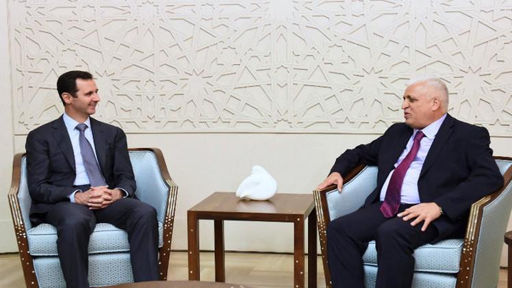 الأسد: مكافحة الإرهاب تبدأ بالضغط على الدول الداعمة له وتدعي محاربته