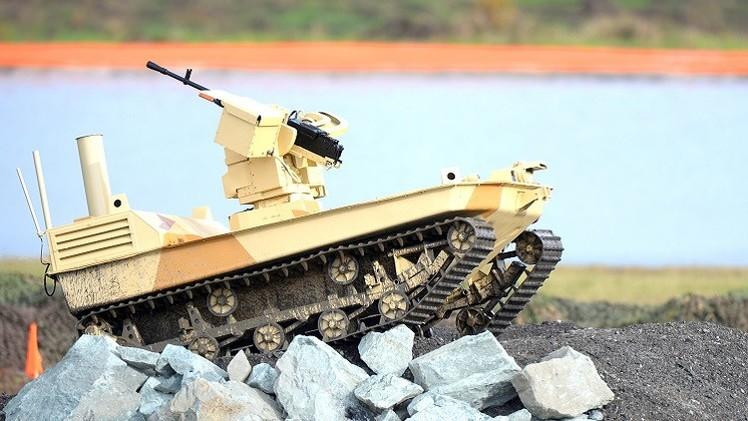 موسكو تتجه لتصميم روبوتات لاستخدامها في الجيش