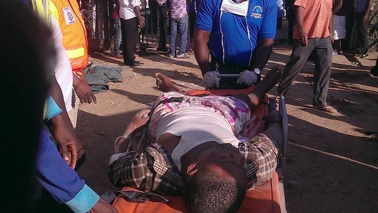 ارتفاع عدد ضحايا انهيار مبنى في لاغوس النيجيرية إلى 67 شخصا