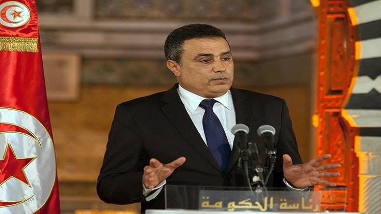 مهدي جمعة - رئيس الحكومة التونسية