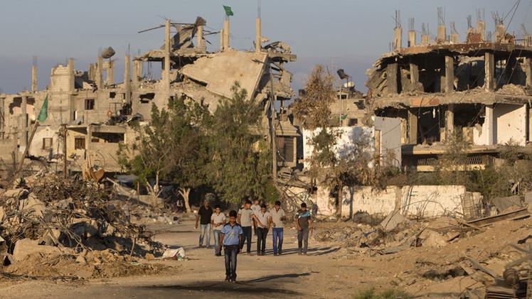 صندوق النقد والبنك الدوليان يدعوان إلى مساعدة قطاع غزة