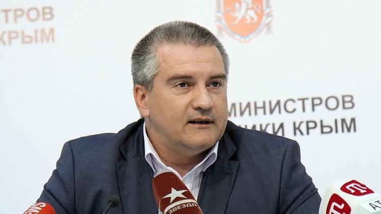 رئيس القرم: نشر قوات روسية إضافية في شبه الجزيرة سيعزز الأمن