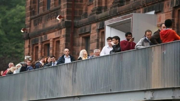بدء فرز الأصوات في استفتاء مصير اسكتلندا