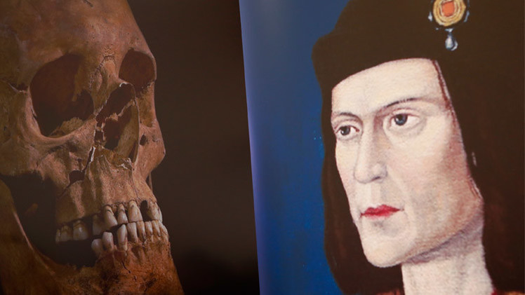 العلماء يكتشفون أسباب وفاة الملك ريتشارد الثالث